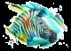 Schilderij zebra modern 90 x 60 Artello