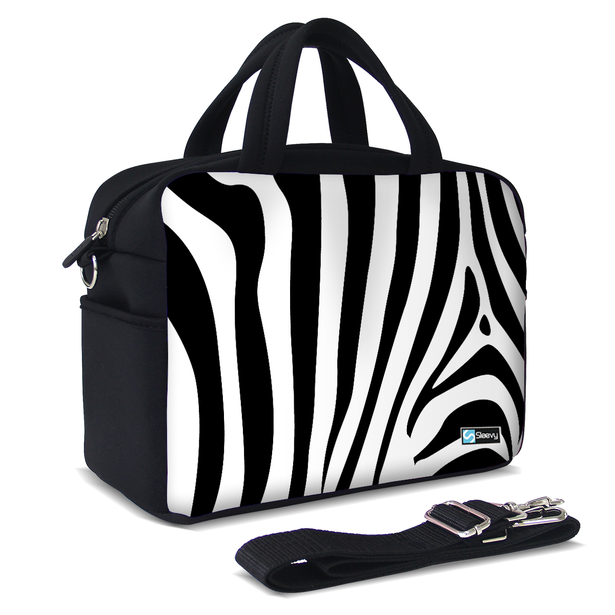 lunch/ koeltas zebra print